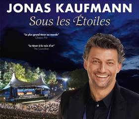 Jonas Kaufmann sous les étoiles