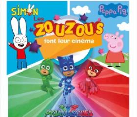 Les Zouzous font leur cinéma
