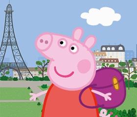 LES NOUVELLES AVENTURES DE PEPPA PIG !